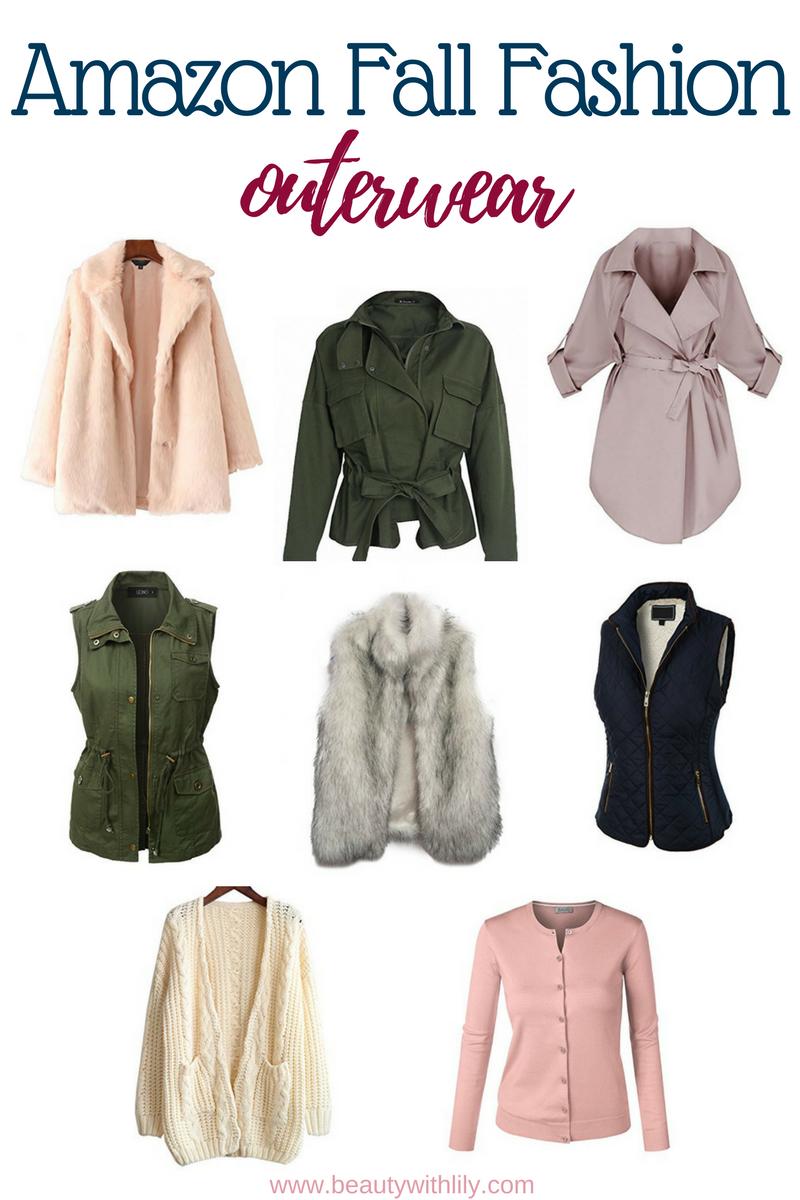 Affordable Amazon Fall Fashion // Amazon Fashion // Fall Fashion   Beauty With Lily - A West Texas Beauty, Fashion & Lifestyle Blog