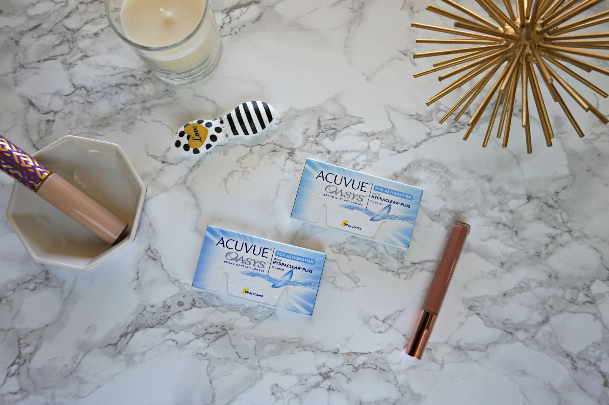 Easy Smoky Eyes with ACUVUE® Brand Contact Lenses & Target Optical® // #ad #TreatYourEyes | Beauty With Lily