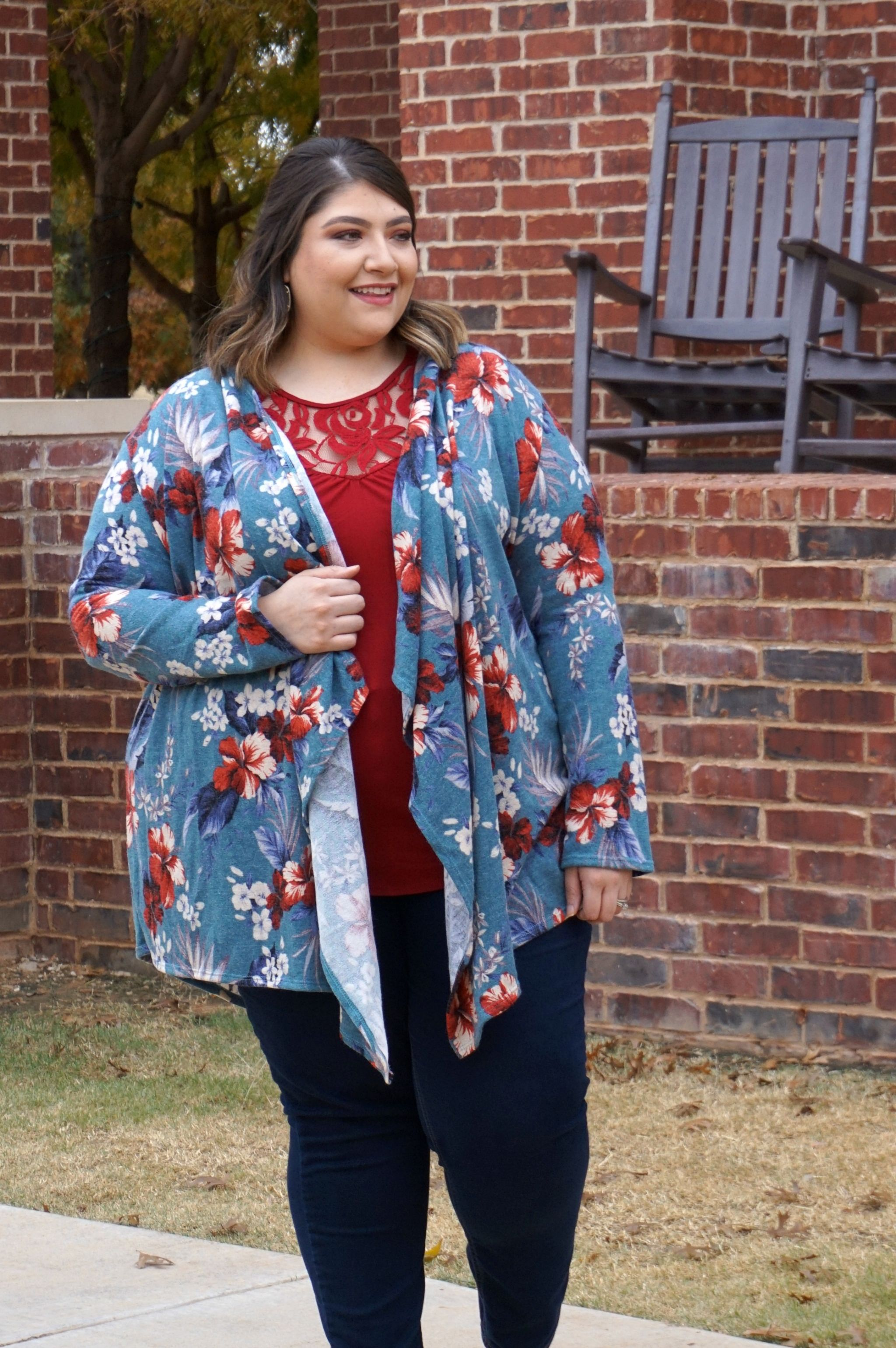 Plus-Size Thanksgiving Outfit Inspiration // Plus-Size Fall Outfit Inspiration | Beauty With Lily, A West Texas Beauty, Fashion & Lifestyle Blog