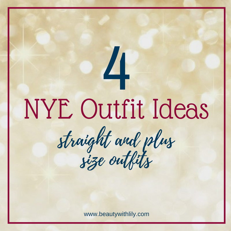 New Years Outfit Ideas / Beauty With Lily