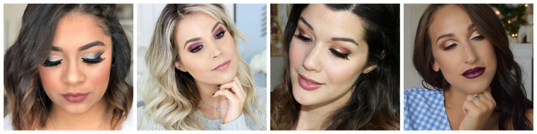 Holiday Makeup Looks / Beauty With Lily