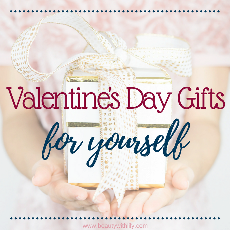 Valentine's Day Gifts For Yourself | Valentine's Day Gift Ideas For Her | Valentine's Day | Beauty With Lily // #beautywithlily #valentinesday #valentinesdaygiftguide