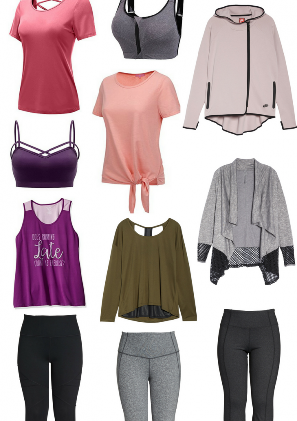 Plus Size Athleisure // Plus Size Activewear // Plus Size Workout Clothes | Beauty With Lily #plussizefashion #plussizeclothes #beautywithlily