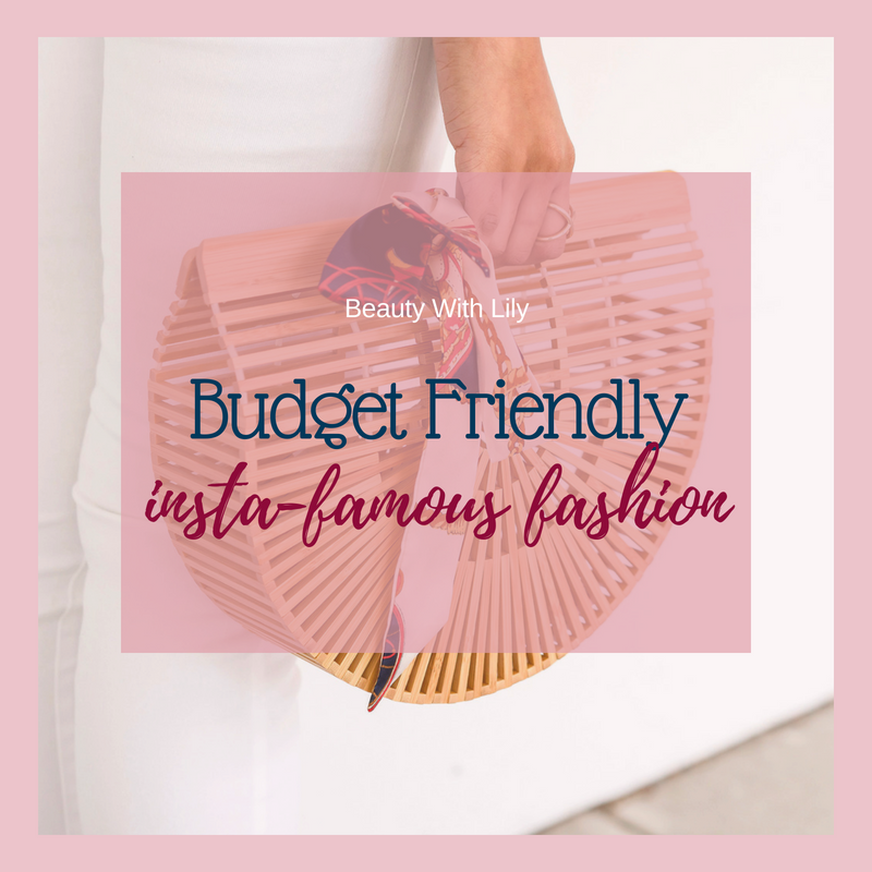 Budget Friendly Insta-Famous Fashion Pieces // High-End Dupes // High-End Knockoffs // Fashion Dupes // Affordable Fashion | Beauty With Lily