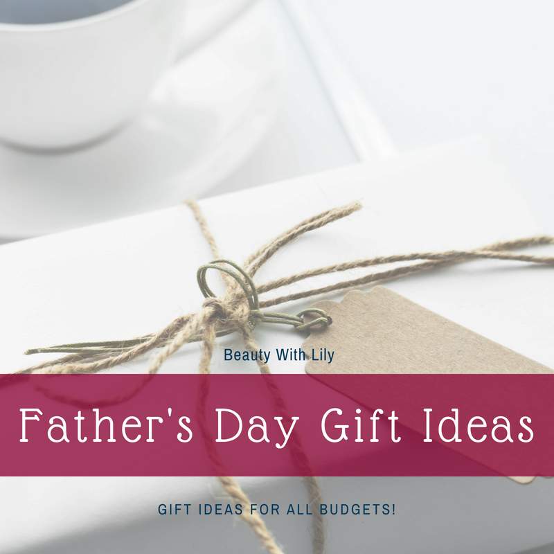 Father's Day Gift Ideas // Father's Day Gift Guide // Gifts For Him | Beauty With Lily