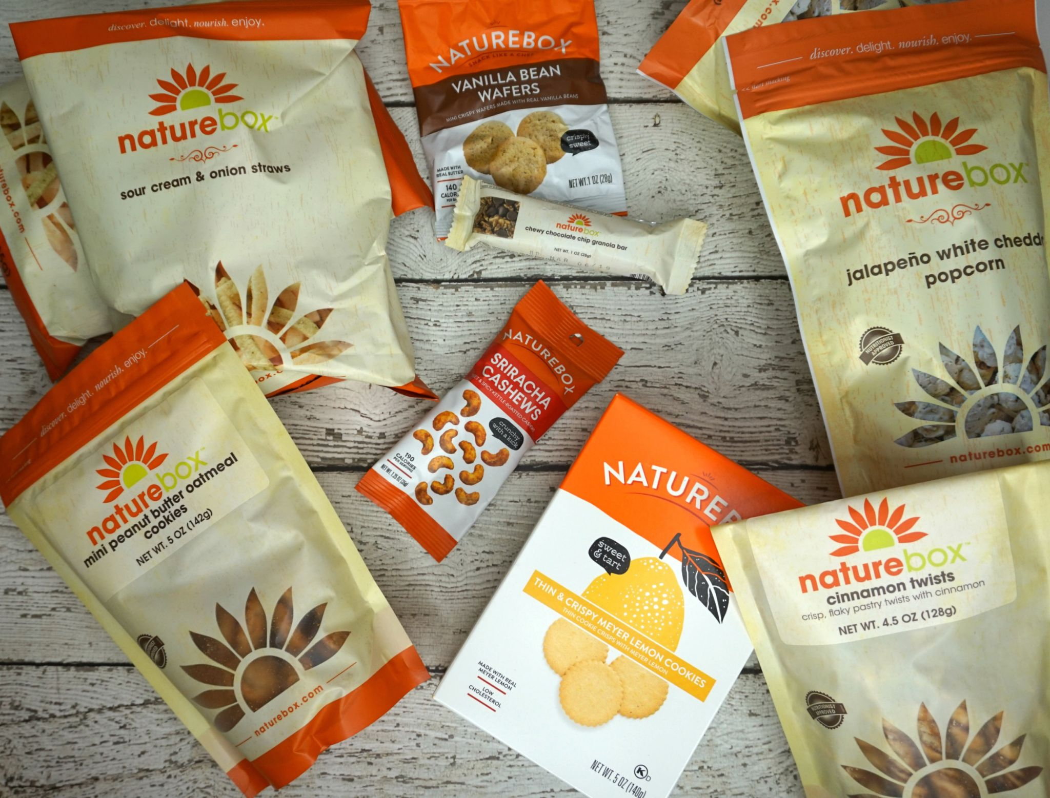 NatureBox // Healthy Snacks