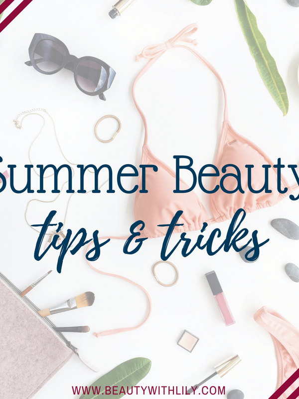 Summer Beauty Tips & Tricks // Summer Beauty Hacks // Beauty Hacks | Beauty With Lily #summermakeup #beautyhacks