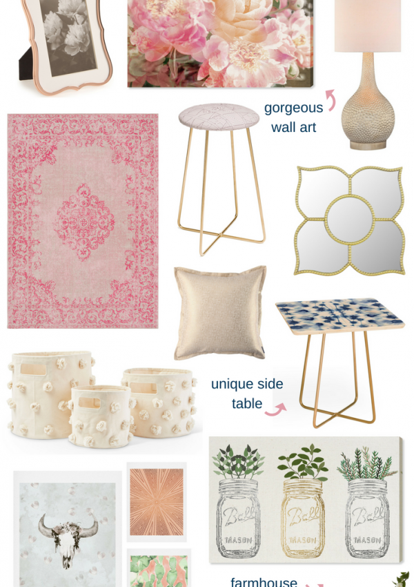 Home Decor Inspiration From The #NSALE