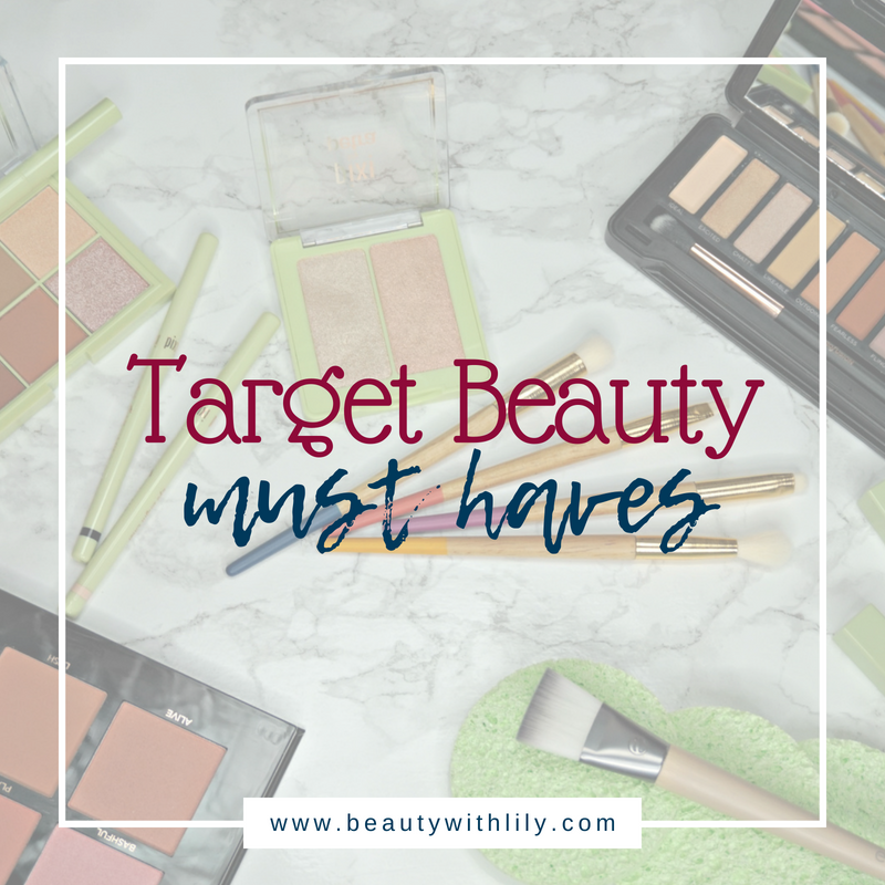 Target Beauty Must Haves // Target Makeup Must Haves // Makeup Must Haves // Makeup To Try // Pixi by Petra // EcoTools // Profusion Cosmetics // Affordable Beauty | Beauty With Lily