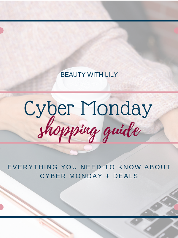 Guide To Cyber Monday Shopping