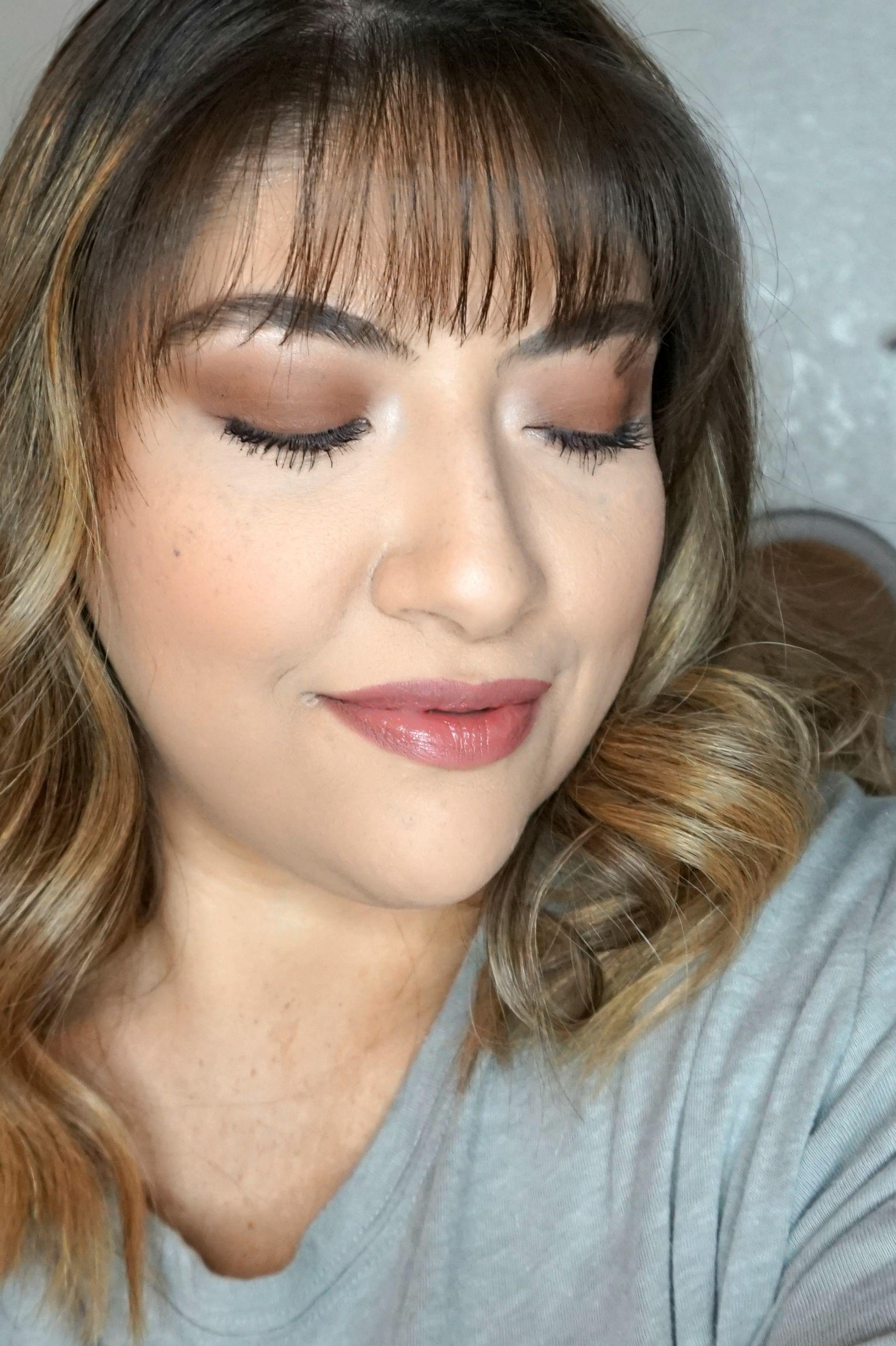 Mauve Makeup Look // Easy Makeup // Simple Mauve Makeup Look // Simple Makeup // Fall Makeup Looks | Beauty With Lily