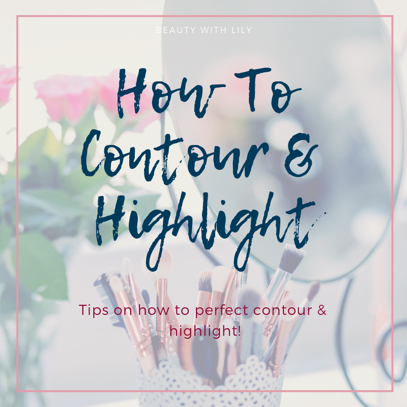 How To Contour & Highlight // Highlight & Contour Tips // Liquid Contouring // Concealer Tips & Tricks | Beauty With Lily