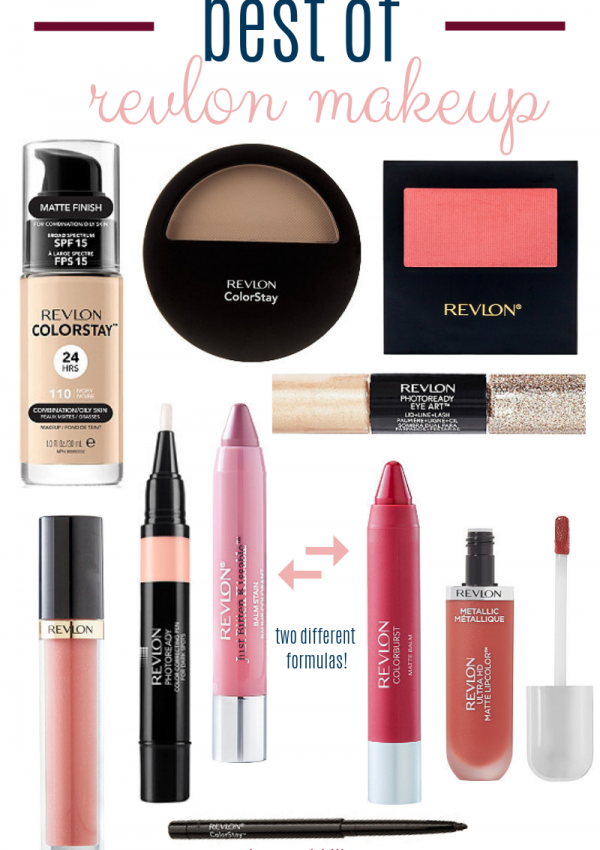 The Best Revlon Makeup