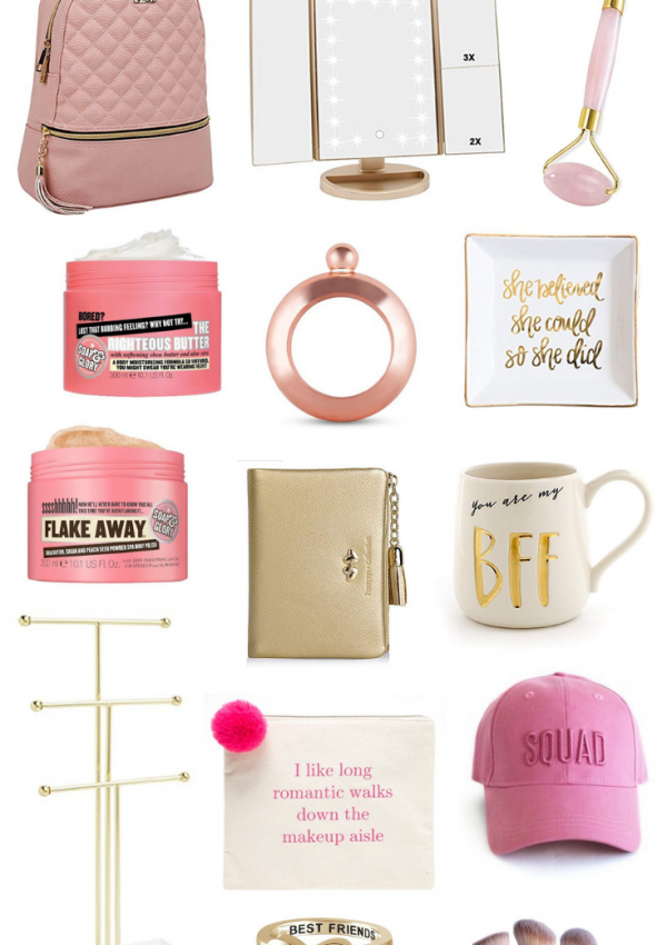 Affordable Galentine's Gift Ideas