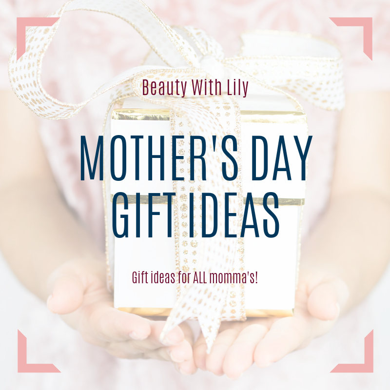 Mother's Day Gift Guide // Gift Ideas for Her // Gift Ideas for New Moms // Gift Ideas for Moms // Affordable Gifts | Beauty With Lily