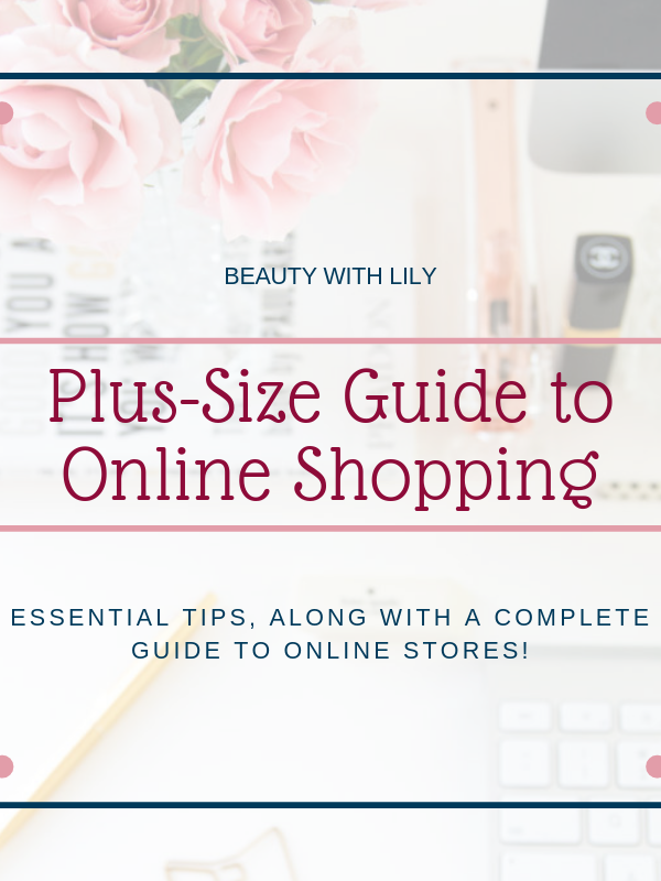 Plus-Size Guide to Online Shopping