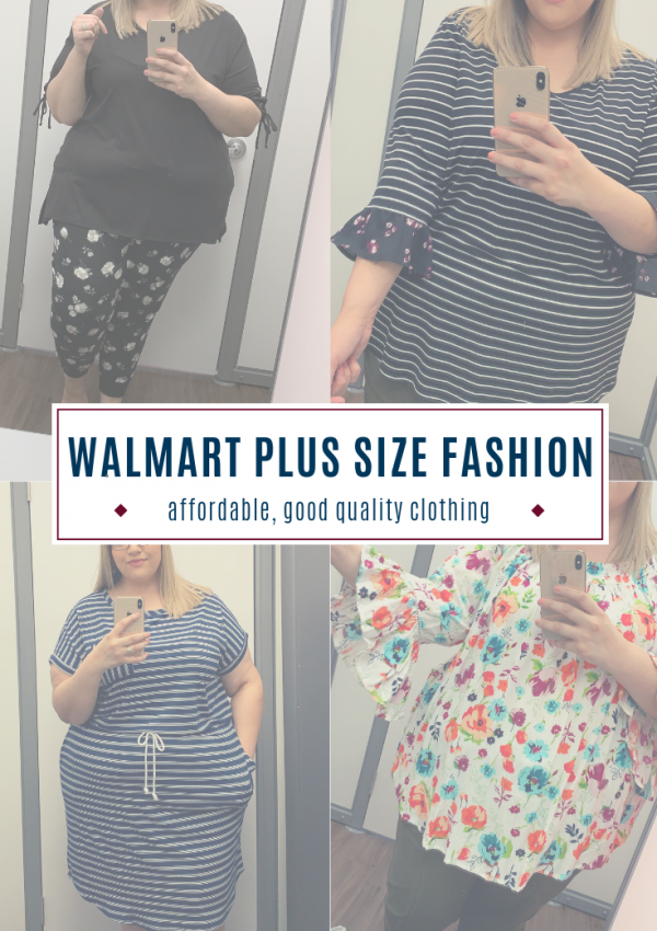 Walmart Spring Plus Size Fashion