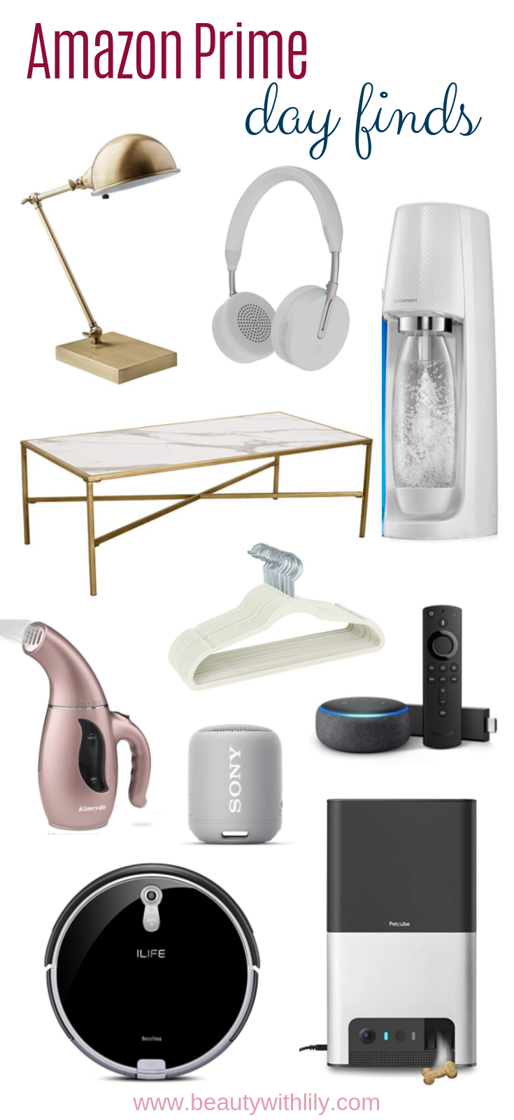 Amazon Prime Day Finds // Affordable Online Shopping // Affordable Home Decor // Affordable Electronics // Budget Friendly Online Shopping | Beauty With Lily