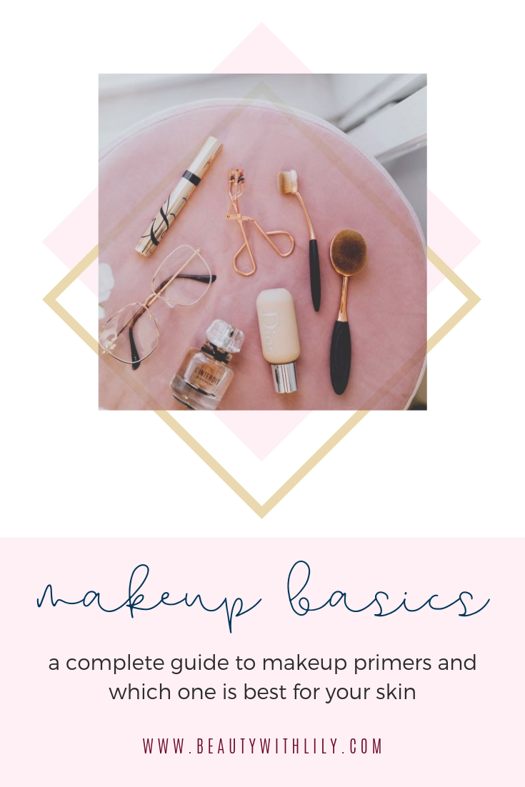 Makeup 101 Primer // All About Primers // Makeup Basics for Beginners // What Is A Primer // All About Makeup // Beauty Info | Beauty With Lily