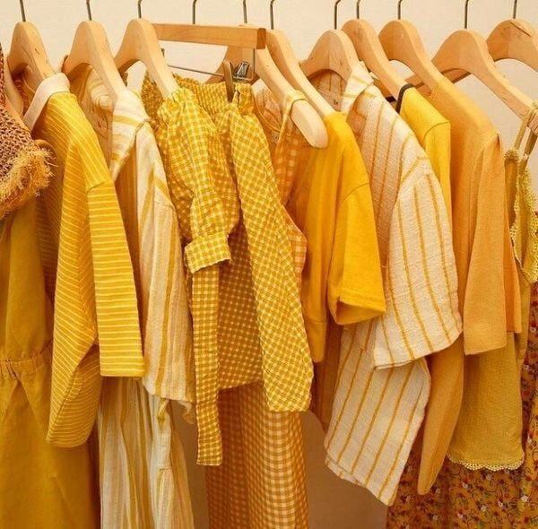 Trend to Try | Golden Yellow