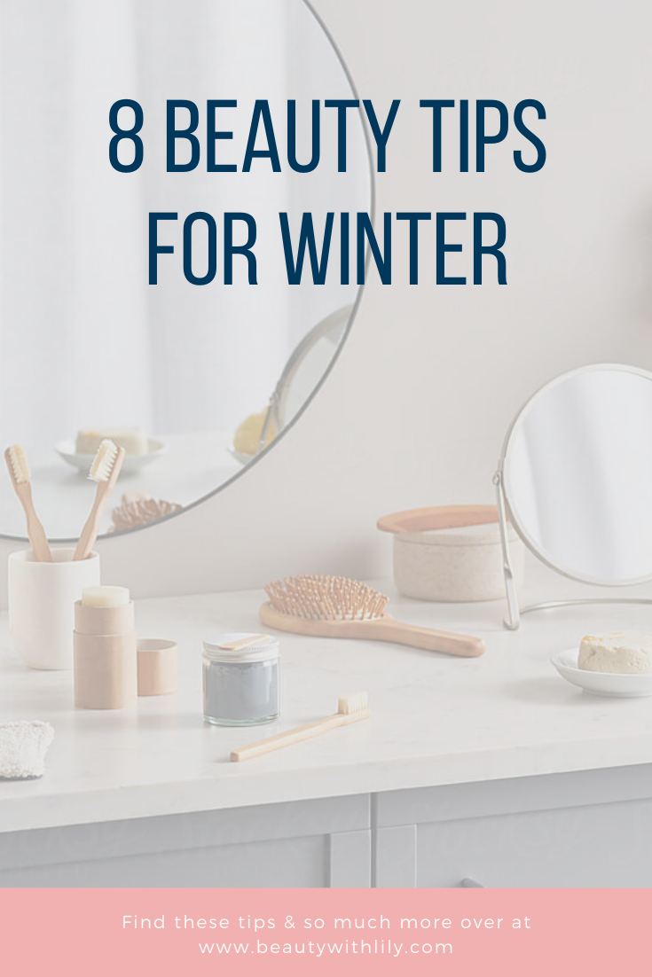 Beauty Tips for Winter // Tips for Dry Skin // How To Keep Moisturized // How To Care for Dry Skin // Skincare Tips & Tricks // Winter Skincare Routine | Beauty With Lily