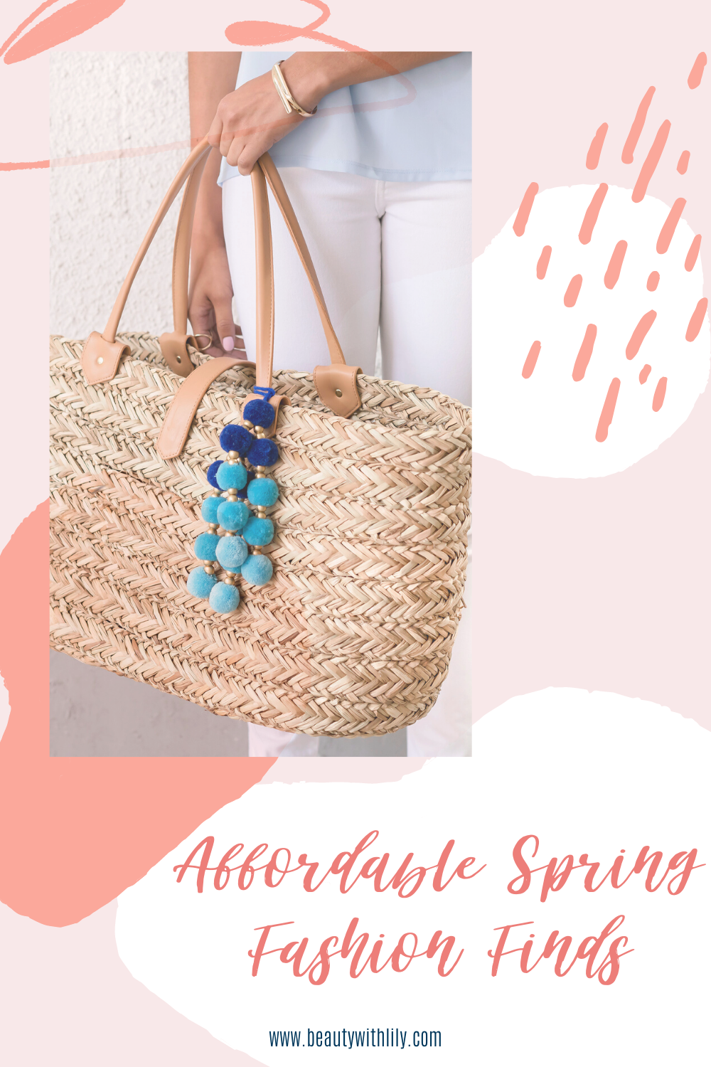 The Best Spring Fashion Finds on Amazon // Affordable Spring Fashion // Spring Outfit Ideas // Outfit Inspiration // Summer Fashion // Amazon Finds | Beauty With Lily #springfashion #amazonfinds #outfitideas