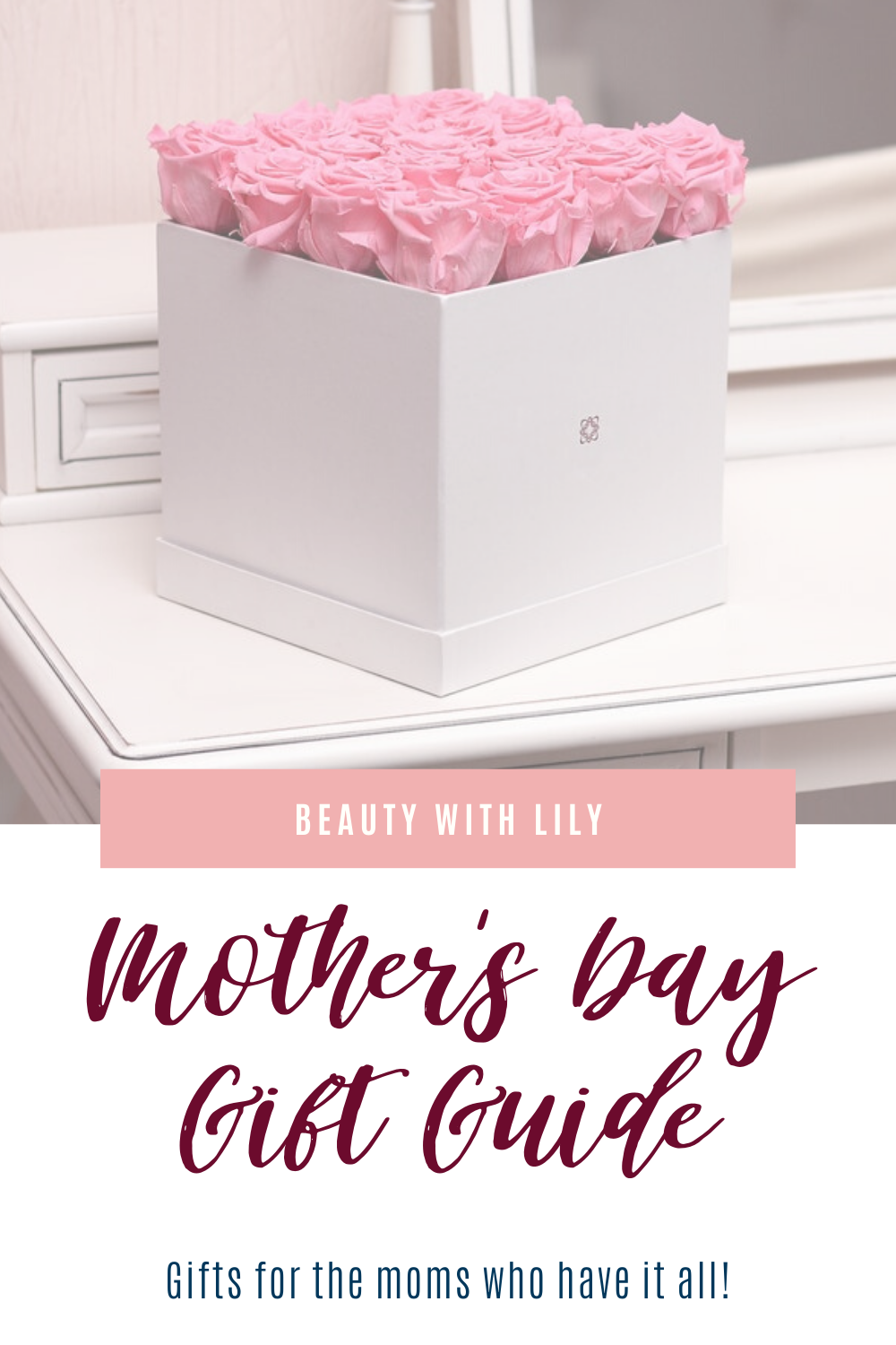 Mother's Day Gift Guide // Mother's Day Gift Ideas // Gift Ideas for Her // Affordable Gift Ideas for Women | Beauty With Lily #giftideas #mothersdaygifts