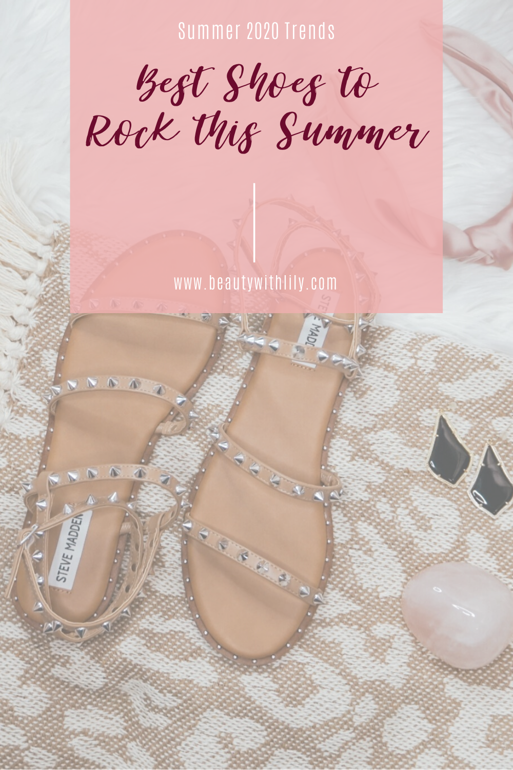 Best Shoes to Rock this Summer // Summer Shoes // Summer Sandals // Best Shoes for Summer // Summer 2020 Trends // Summer Fashion // Spring Fashion | Beauty With Lily #summerfashion #summershoes