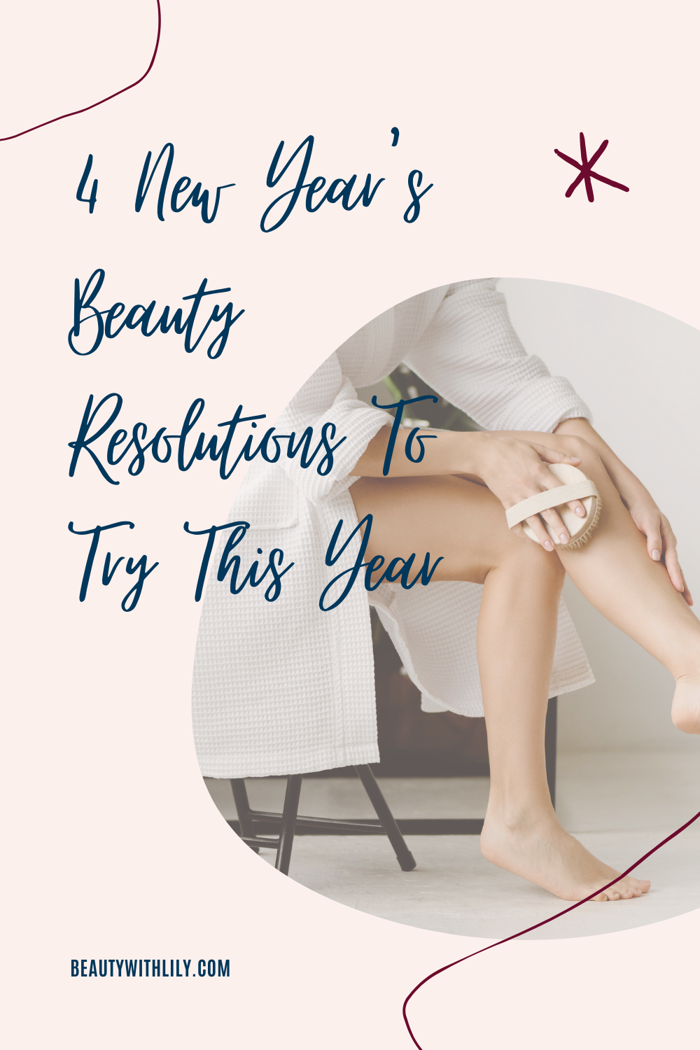 New Year's Beauty Resolutions // New Year's Goals // Self-Care Routine // Beauty Routines | Beauty With Lily #selfcare #newyearsresolutions