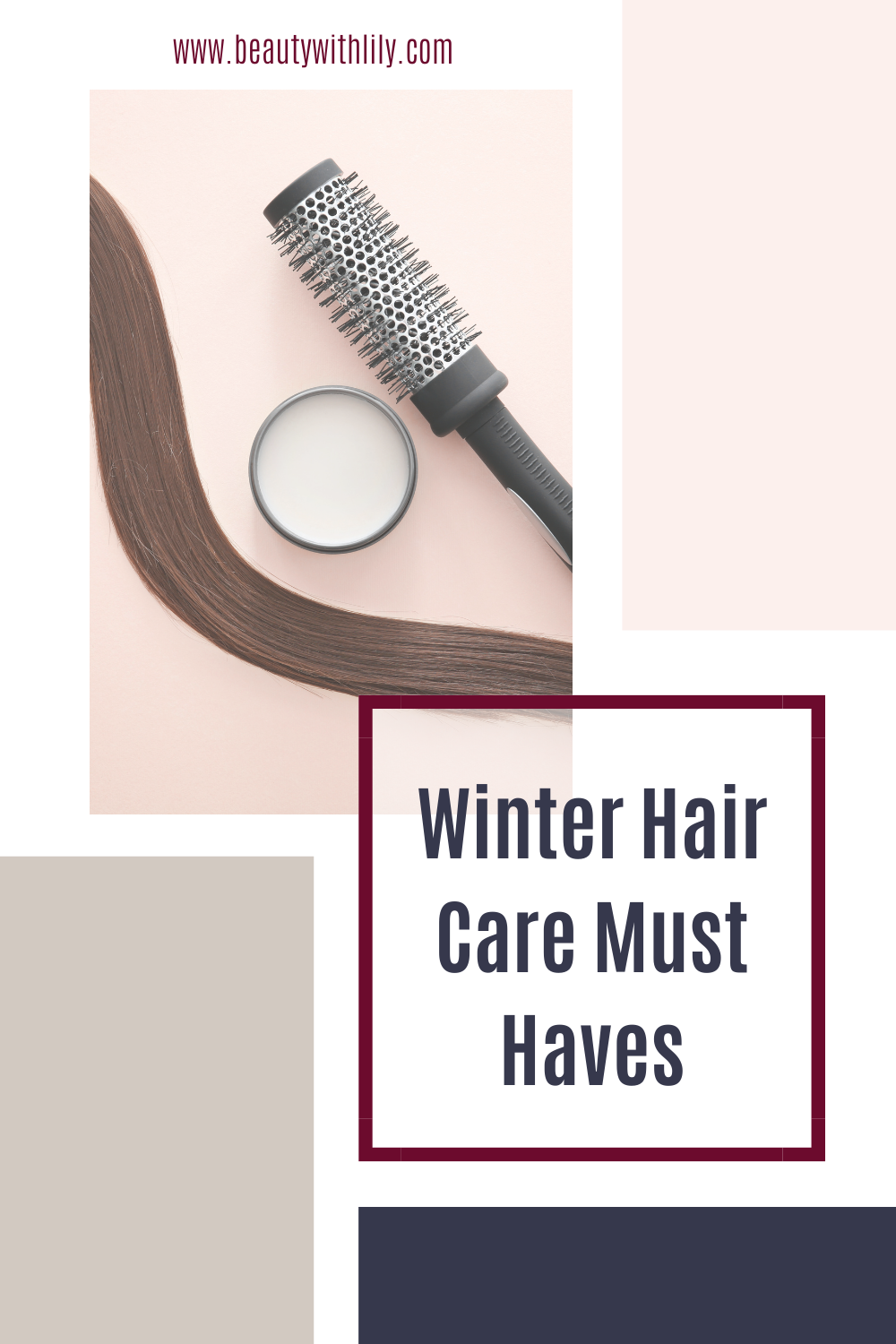 Winter Hair Care Must Haves // Must Try Hair Products // Healthy Hair Tips & Tricks // How to Care for Hair in the Winter // Winter Beauty Tips // Hair Care 101 | Beauty With Lily #haircaretips